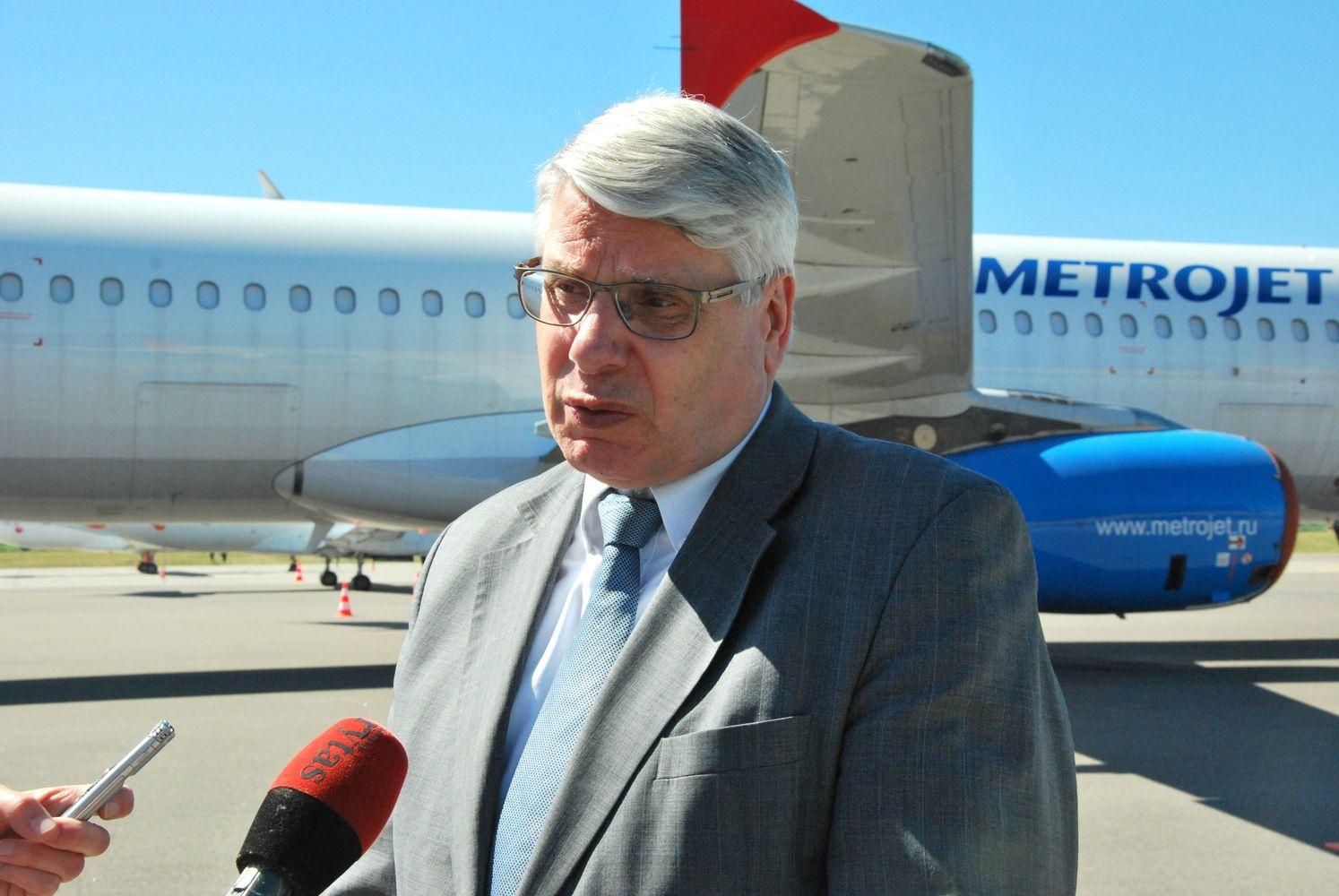 Kauno oro uosto vadovas palieka pareigas