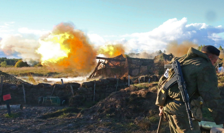 Lietuvos pašonėje prasideda gigantiškos rusų karinės pratybos