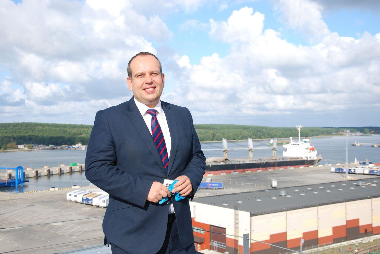 Centrinis Klaipėdos terminalas nori ploto plėtrai