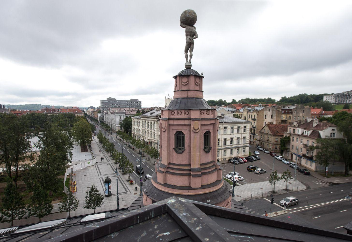 Turtingiausio Lietuvoje regiono apžvalga: jau ne visi keliai veda į sostinę