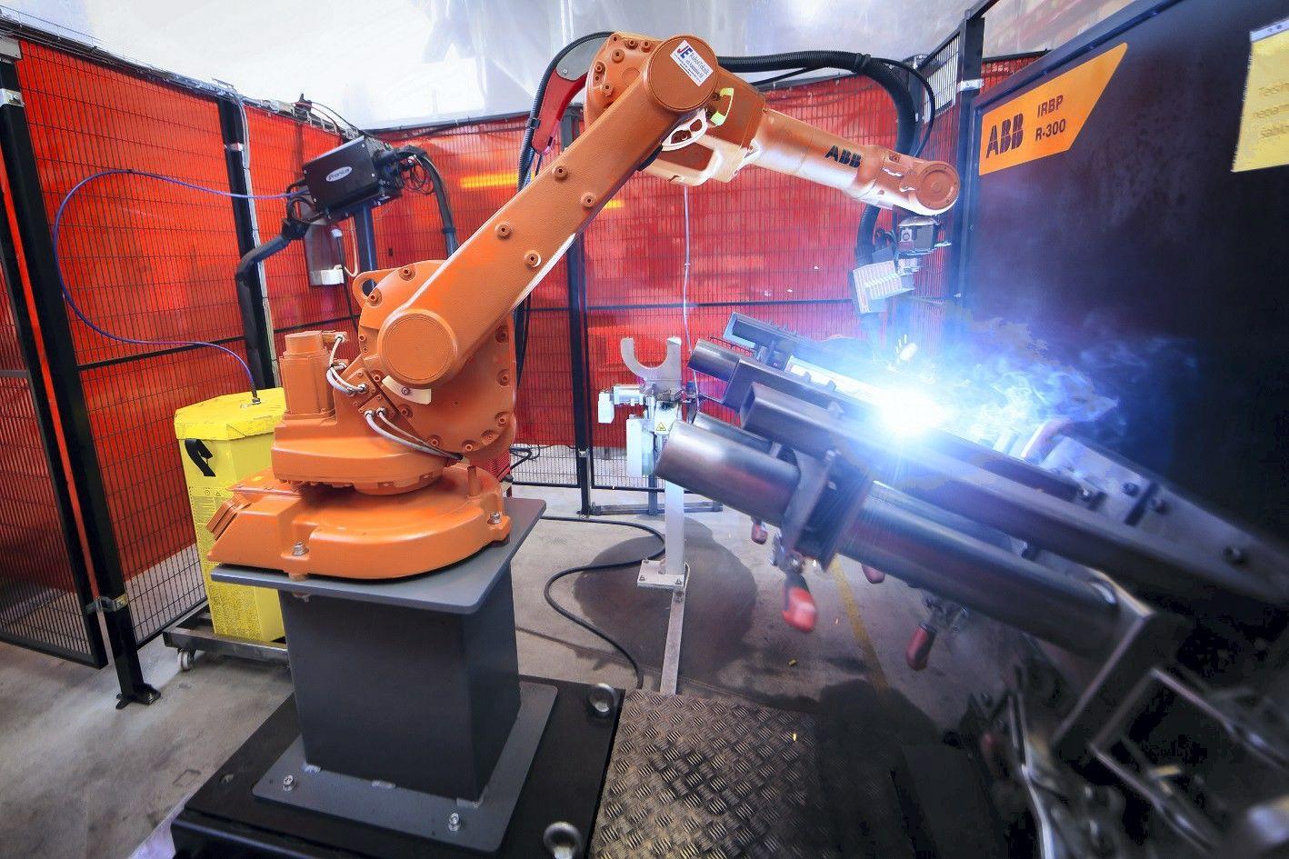 Švedaiį robotizuotą gamyklą Šiauliuose investuoja 11,9 mln. Eur