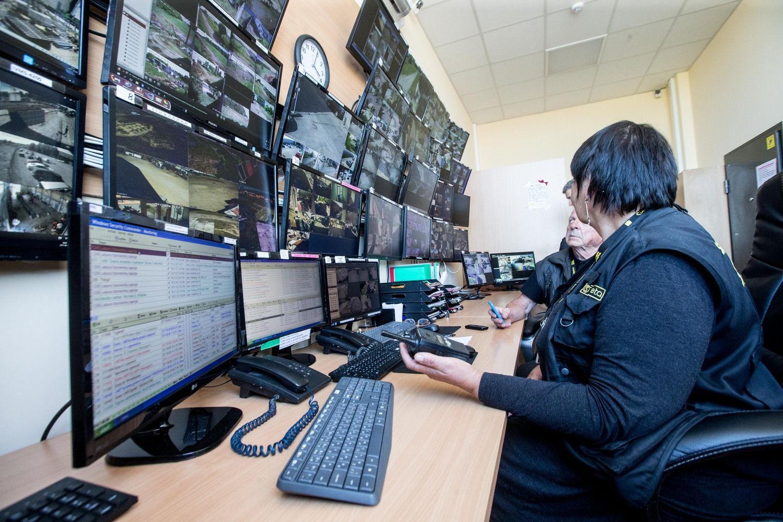 Brangstančius apsaugininkus keičia technologijomis