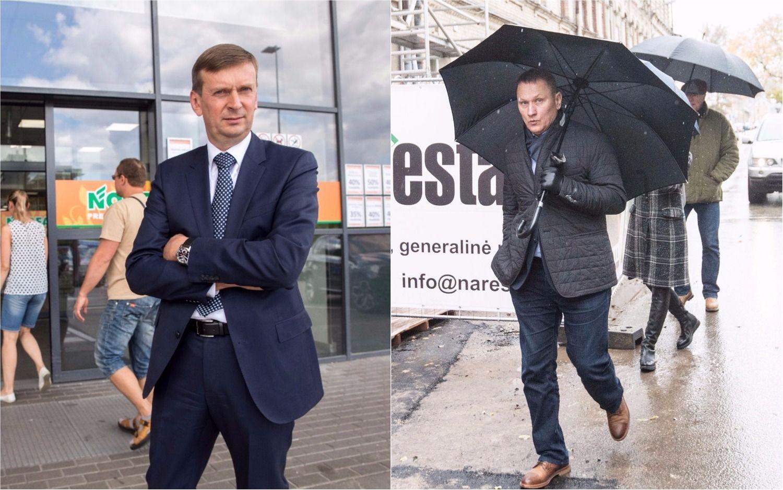 """Dundulis: """"Rivonos"""" nuosavybė Baltarusijoje sumažėjo, bet atstatysime"""