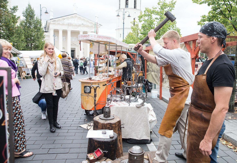 Vilniuje vyksta Tautų mugė