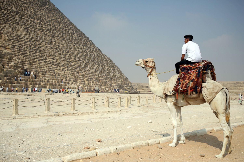 Ar Dievas atėjo iš Egipto