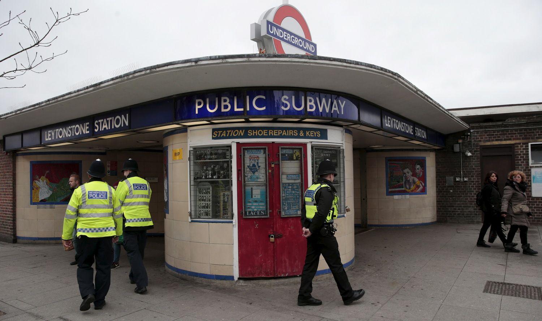 Sulaikytas antras įtariamasis dėl išpuolio Londone