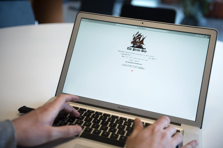"""""""The Pirate Bay"""" kriptovaliutos """"kasimui"""" pajungė vartotojus"""