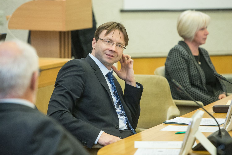 Lietuvos ambasadorius JAV: Vašingtonas neturi jokių iliuzijų dėl agresyvėjančios Rusijos