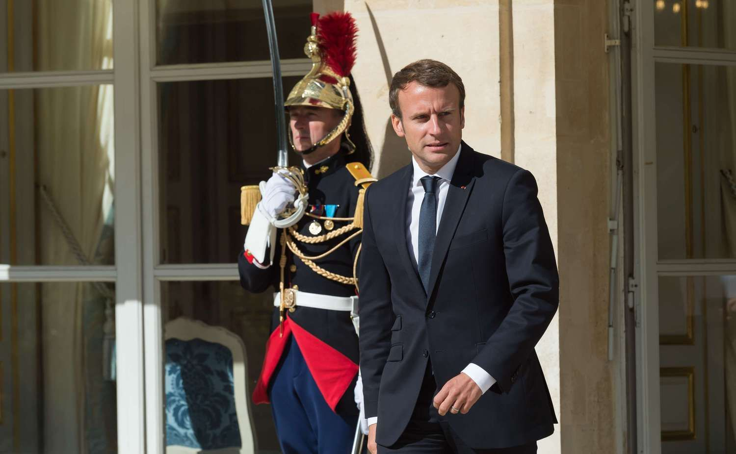 Macron Wants to Remind the World France Is a Nuclear Power Too
