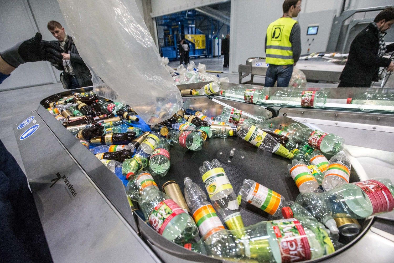 Taromatai į Lietuvą priviliojo stambią Europos PET perdirbėją