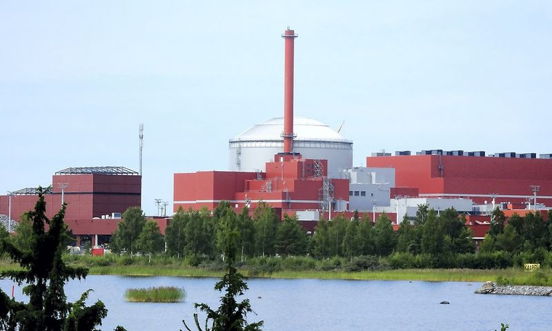 """""""Olkiluoto 3"""" atominės jėgainės Suomijoje paleidimas jau vėluoja beveik dešimtmetį. Nukelta ir kartu su """"Rosatom"""" vykdomo projekto pradžia. Jussi Rosendahl (""""Reuters"""" / """"Scanpix"""") nuotr."""