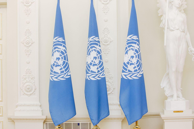 Lietuva paskelbė remianti JT reformą
