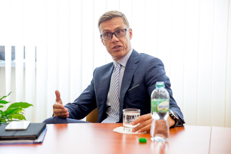 Interviu su EIB viceprezidentu: ES siekia stabilumo, bet nuolat kapstosi iš krizių