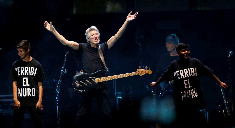 """Į Lietuvą atvyksta Rogeris Watersas iš """"Pink Floyd"""""""