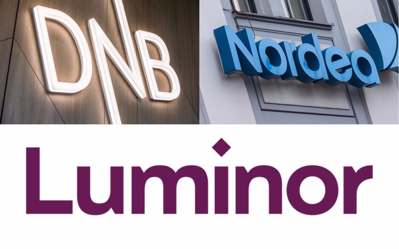 """Trečio nukėlimo nebus: """"Nordea"""" ir DNB susijungs spalio 1 d."""