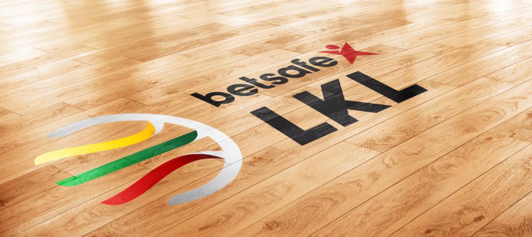 LKL naują sezoną pasitinka su nauju rėmėju ir logotipu