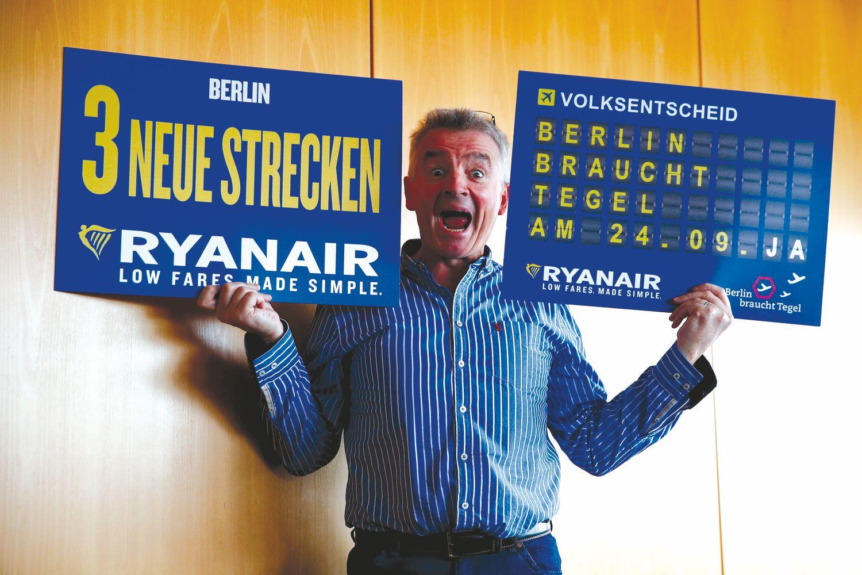 """Kodėl kilo """"Ryanair"""" krizė ir kokios pasekmės laukia"""