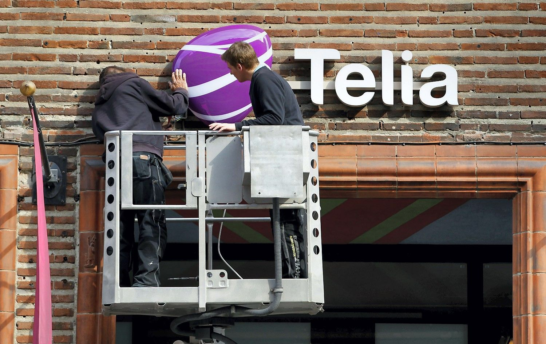 """""""Telia Company"""" už kyšius sumokės 965 mln. USD baudą"""