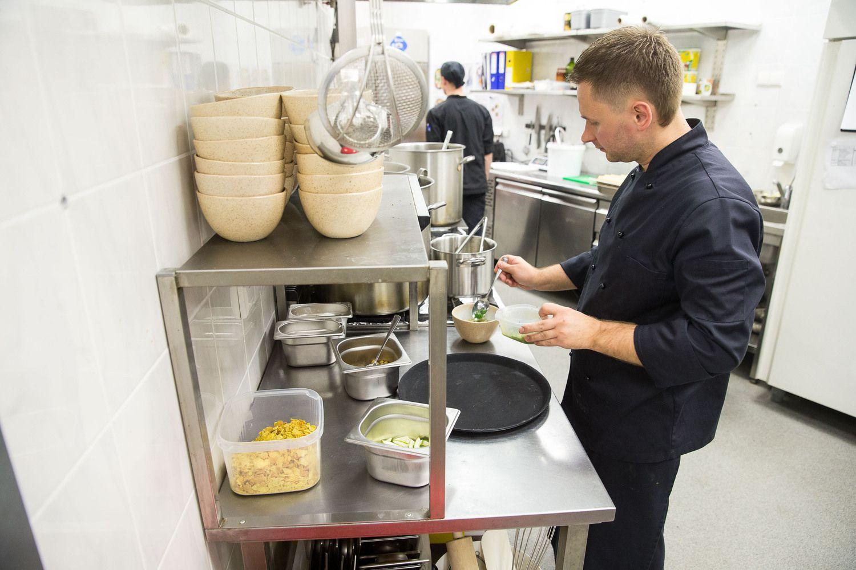 Pradėti maitinimo verslą nuo lapkričiobus lengviau