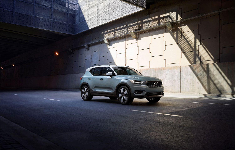 """""""Volvo"""" pristatė naują šeimos narį – XC40"""