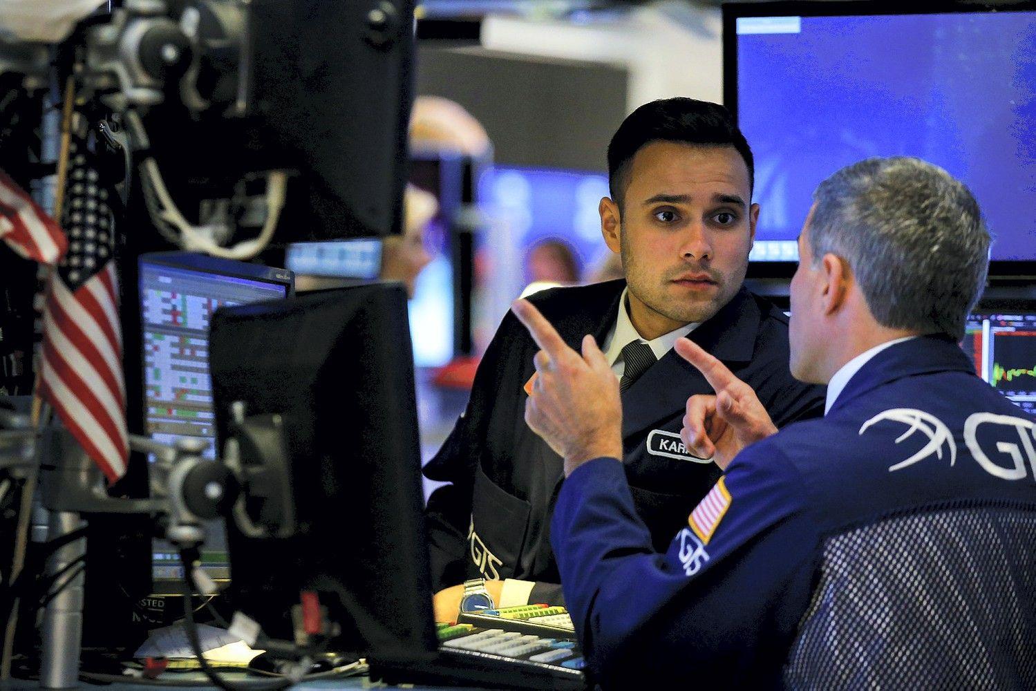 Landa pas JAV rinkos prižiūrėtoją suteikė progą pasipelnyti
