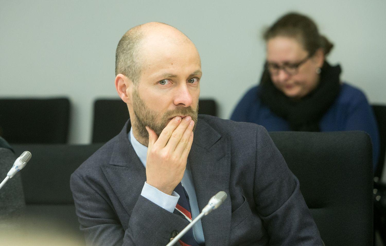 Trišalė taryba turi naują pirmininką