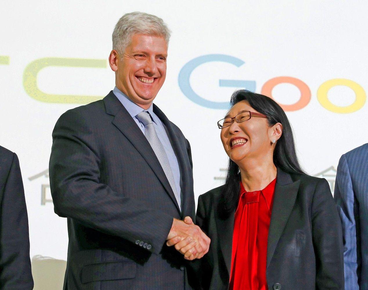 """Google"" perka HTC padalinį, gaminantį ""Pixel"" telefonus"