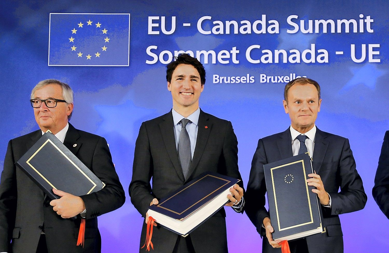Pradėta taikyti ES ir Kanados laisvos prekybos sutartis