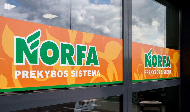 """""""Norfa"""" į parduotuvę prieGarliavos investavo 1,5 mln. Eur"""