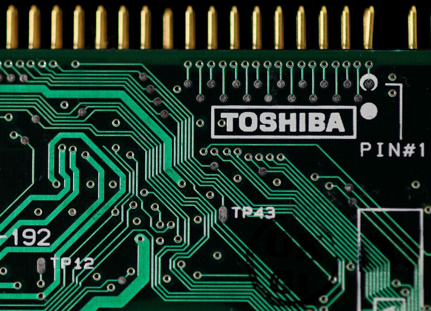 """""""Toshiba"""" lustų padalinį parduoda """"Bain Capital"""" konsorciumui"""