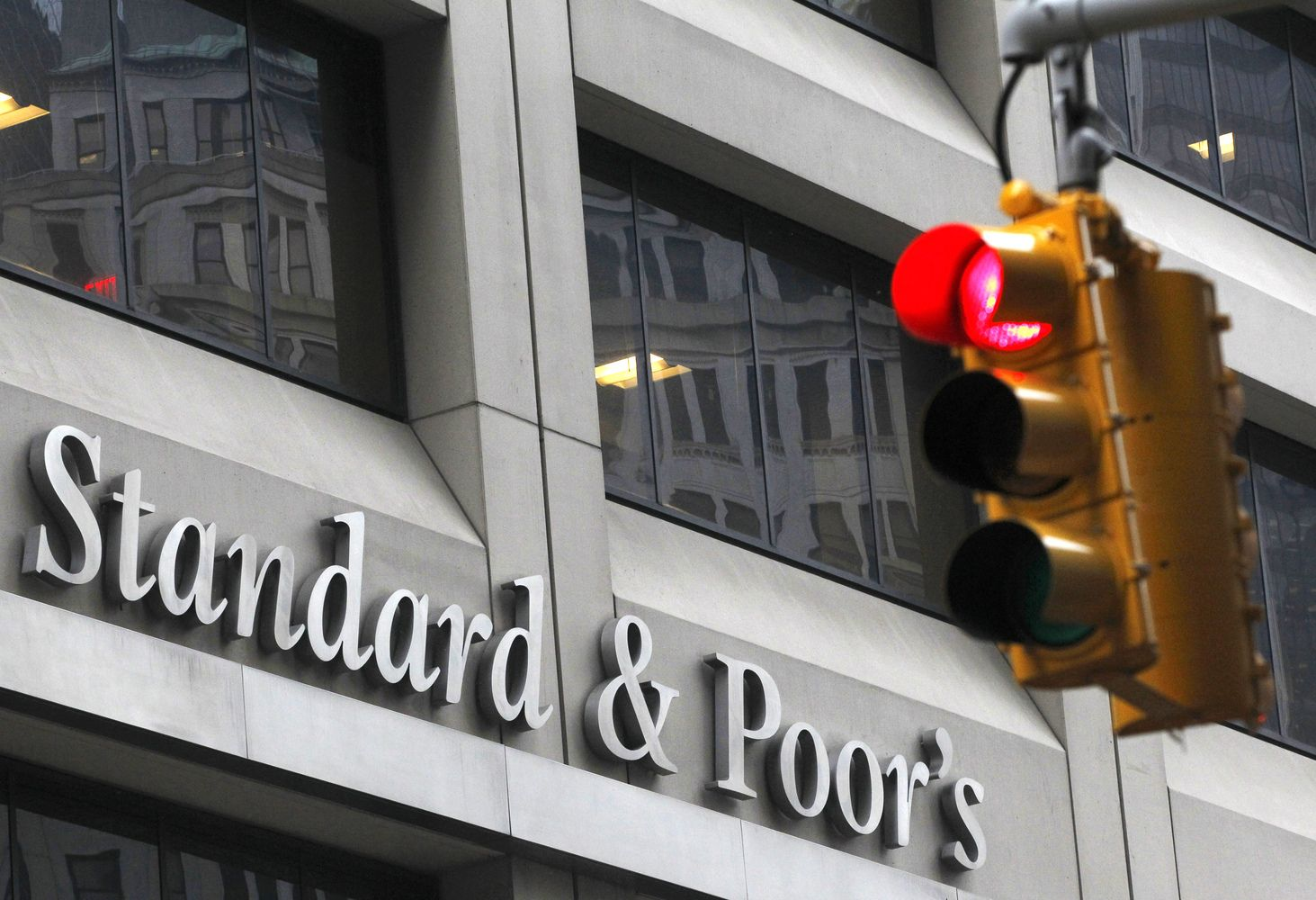 China's Credit Rating Cut as S&P Cites Risk From Debt Growth