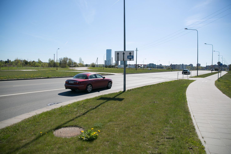 Vilniuje suplanuotas didžiulis naujas prekybosir pramogųcentras