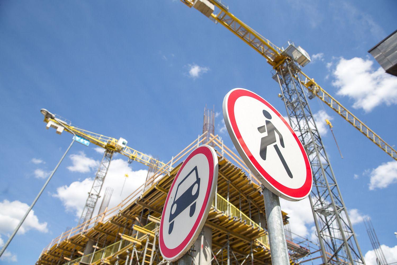 Statybos inspekcija įvarė NT plėtotojus į kampą – reikalauja neįgyvendinamų dalykų