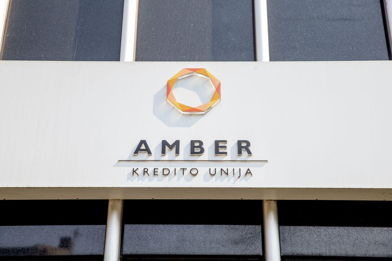 """Nuteistas buvęs kredito unijos """"Amber"""" vadovas"""