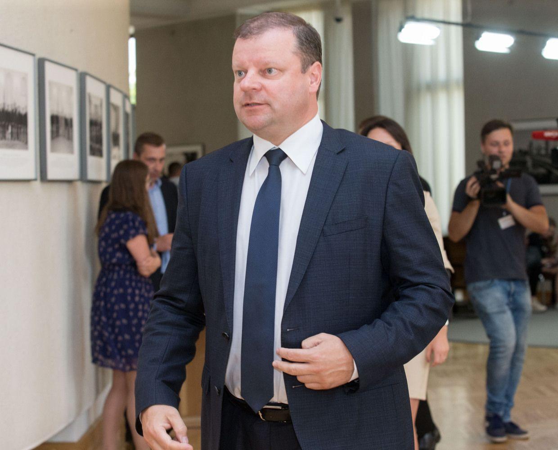 Premjeras pažadėjo Klaipėdą labiau įtraukti į uosto valdymą