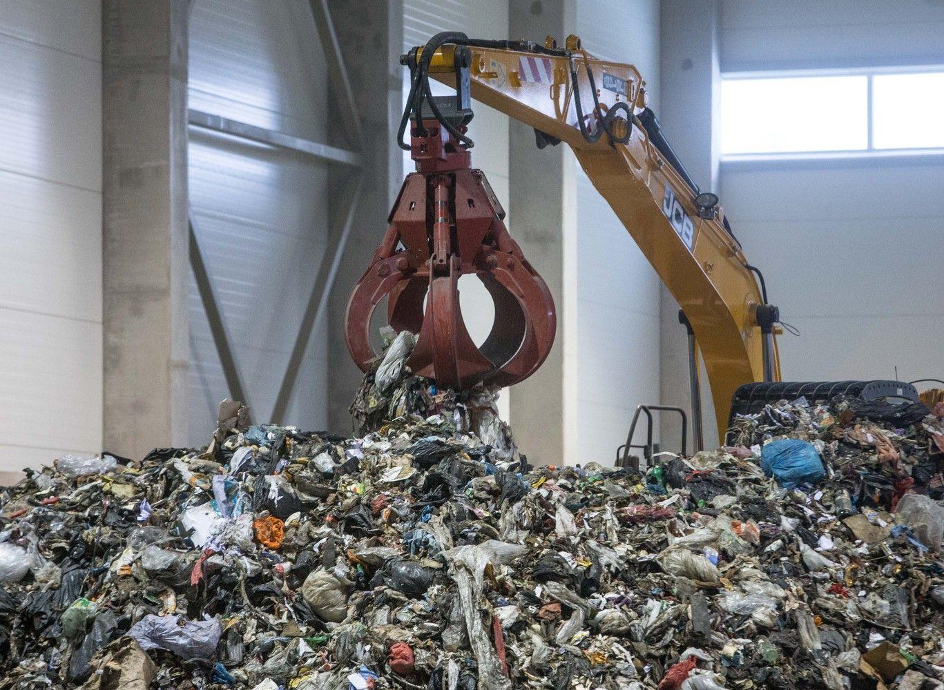 Suimtas Utenos regiono atliekų tvarkymo centro vadovas
