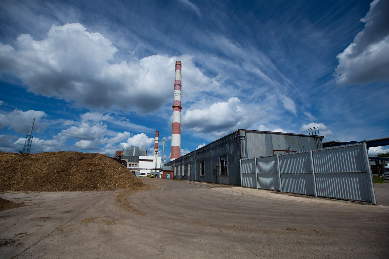 """""""Lietuvos energija"""" ir VŠT taikosi Vilniuje įrengti 120 MW biokuro katilinių"""