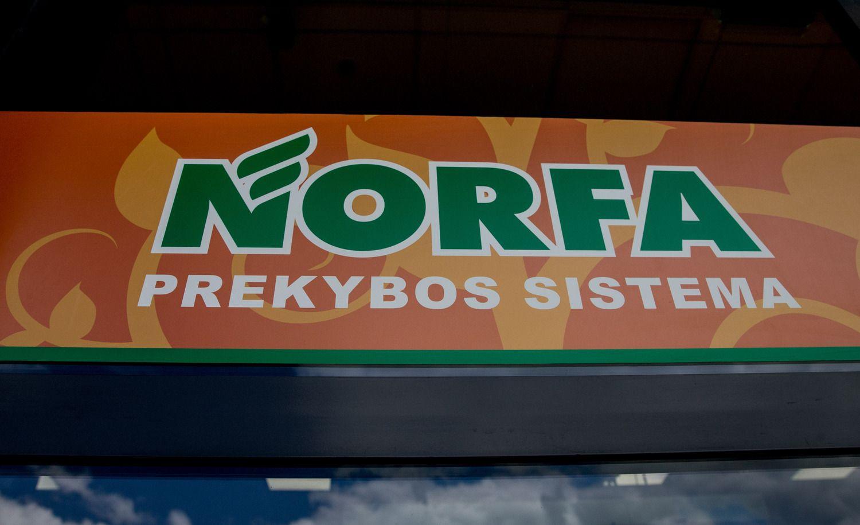 """Pilaitėje uždaroma """"Hyper Norfa"""""""
