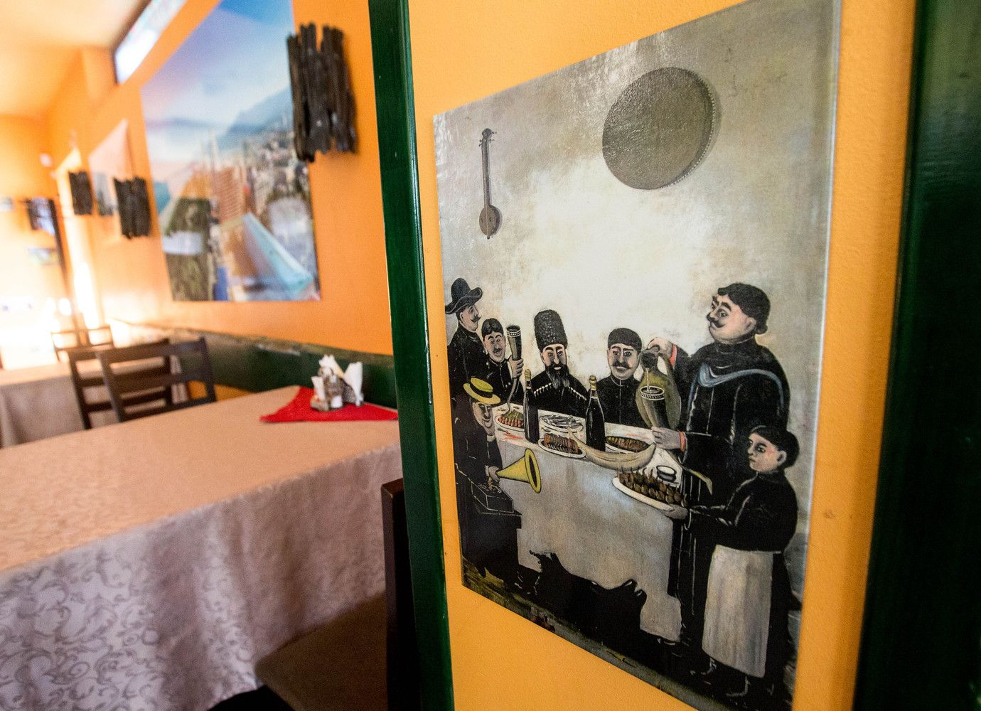 VŽ restoranų gidas: gruziniški pietūs Vilniuje