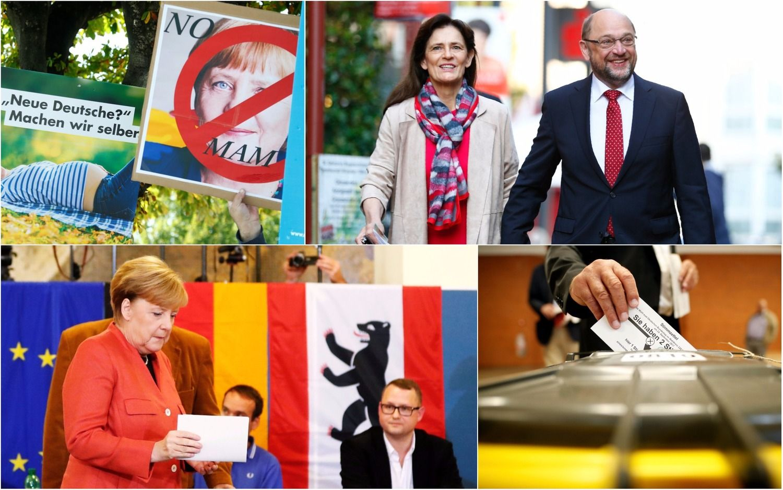 Bundestago rinkimai: bauginanti alternatyva Vokietijai