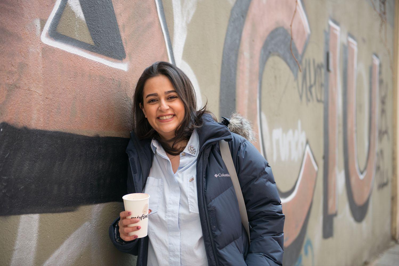 Iranietė A. Shahmoradi: renkuosi Lietuvą tokią, kokia ji yra