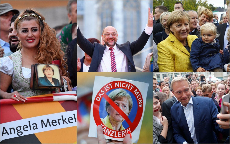 VŽ paaiškina: kokios valdžios galima laukti Vokietijoje