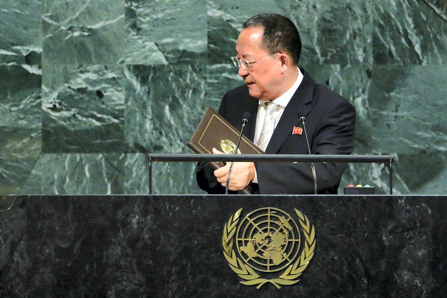 Šiaurės Korėja kaltina JAV pradėjus karą