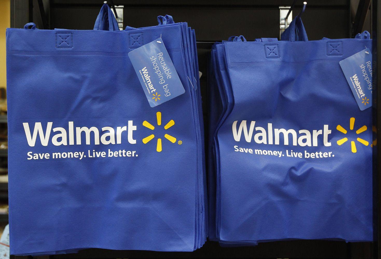 """""""Walmart"""" ne tik pristato, bet ir sudeda prekes į šaldytuvą"""