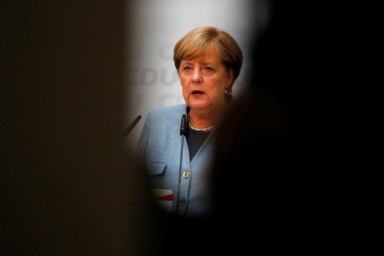 Merkel: nematau, ką reikėjo daryti kitaip