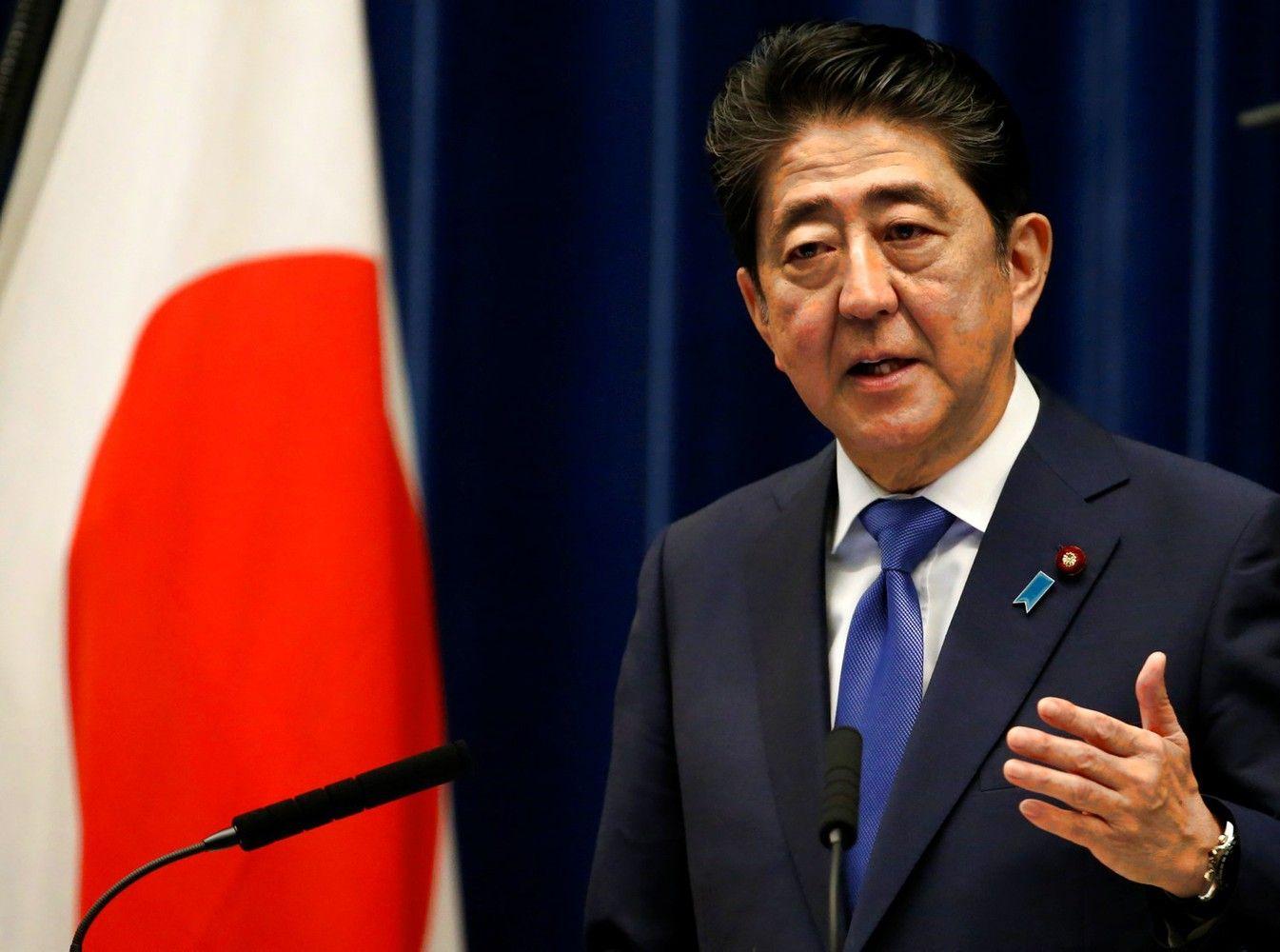 Japonijos premjeras skelbia išankstinius parlamento rinkimus
