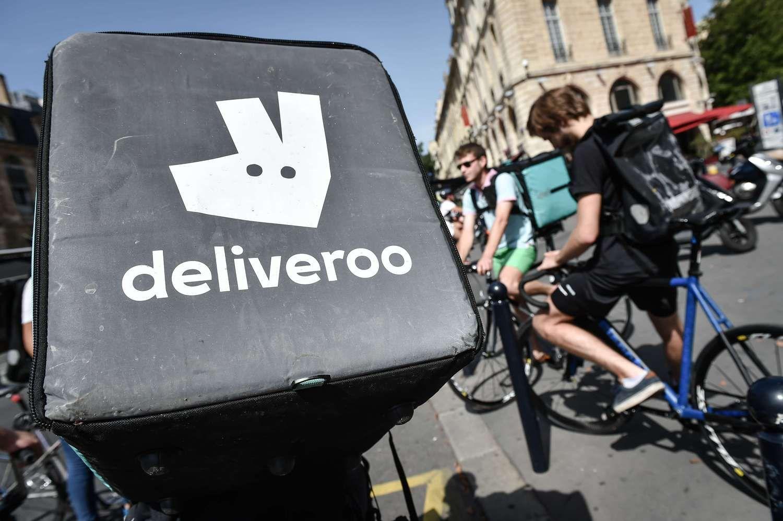 """Britų """"Deliveroo"""" konkurencinei kovai pritraukė 385 mln. USD"""