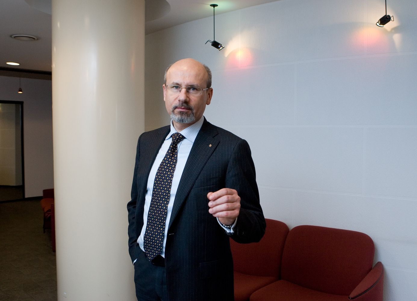 Vytautas Junevičius: planų likviduoti įmonę dar nėra