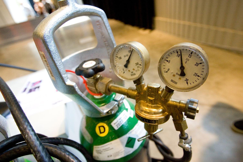 ESO dujas gyventojamspatieks ir be dujotiekio