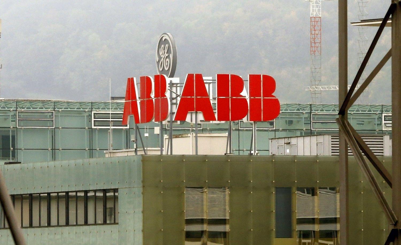 "ABB perka dalį ""General Electric"" verslo"